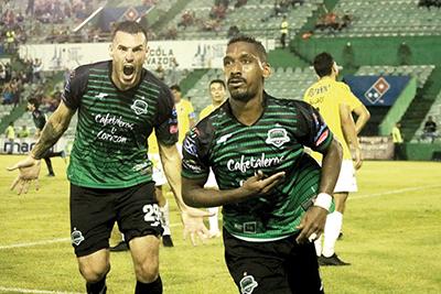 Cafetaleros le Ganó 3-2 a Venados