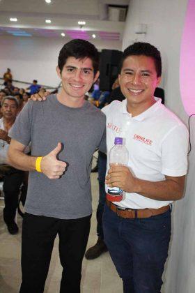 Alexander Álvarez, Octavio Vázquez.