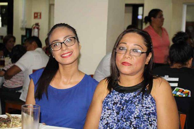 Deyanira Lara, Nidia Rodas.
