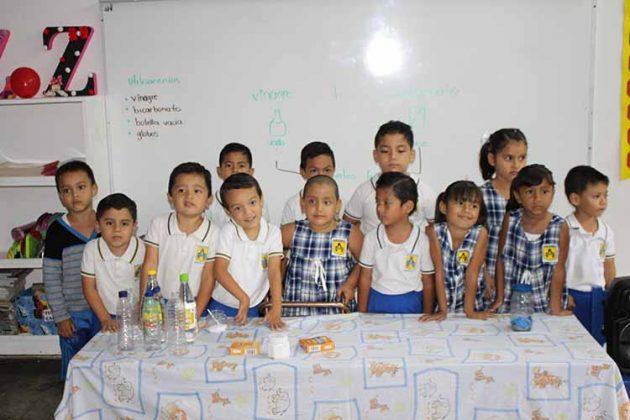 3° A Preescolar.
