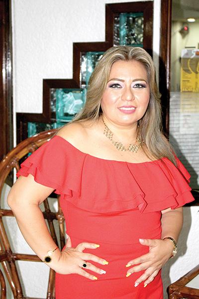 Claudia Cruz.