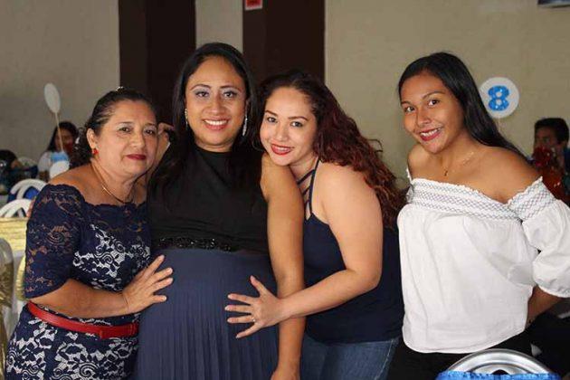 Areli Pérez, Olga Martínez, Araceli Cadena, Itzel Camacho.