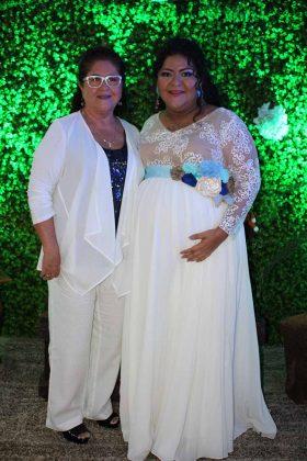 Emma Molina, Karina Chávez.