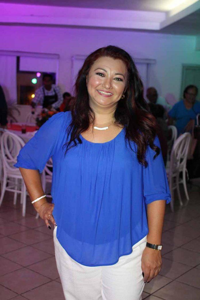 Liliana Rodas.