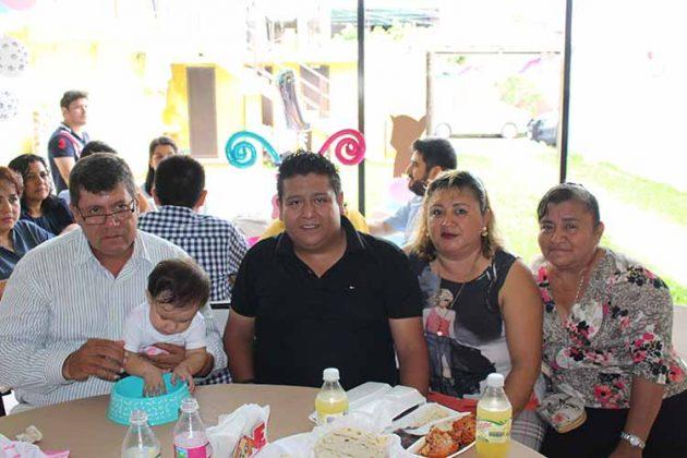 Familia Cruz.
