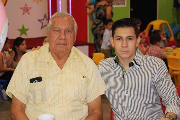 Raúl Pérez, Diego Pérez.