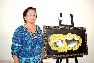 Aracely Valenzuela.