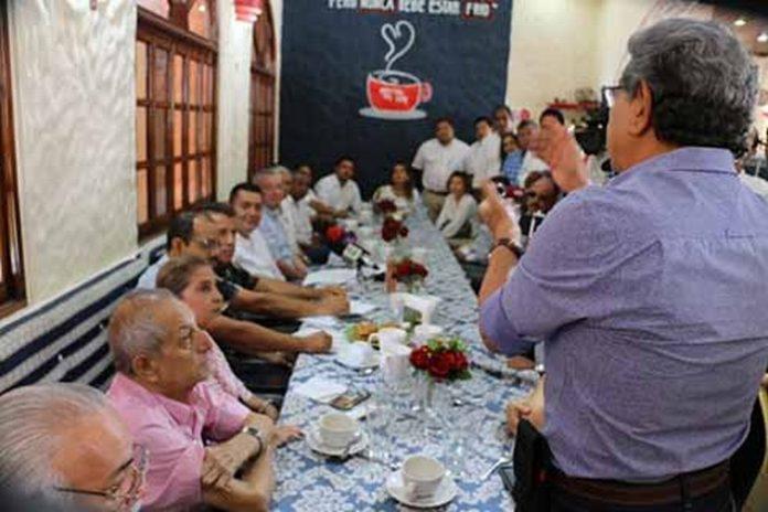 Sectores productivos y empresariales, exigieron a la nueva administración municipal, limpiar el cochinero que dejó Neftalí del Toro Guzmán en Tapachula.
