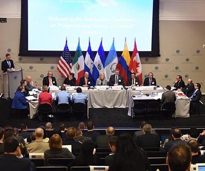 Pactan EU y México con CA Fortalecer Estrategia Contra el Crimen