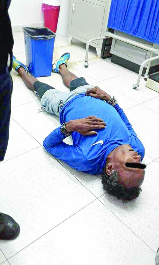Falleció al Llegar a Consultorio Médico