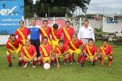 SCT Golea 5-0 a Tonche
