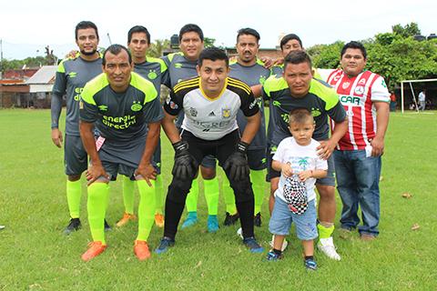 Inició el Campeonato de Copa 2018