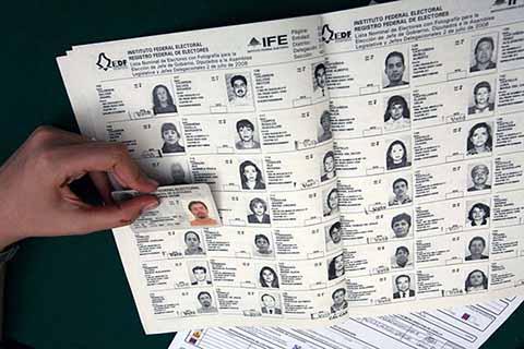 Identifica PGR Venta por Internet de la Lista Nominal de Electores del 2015