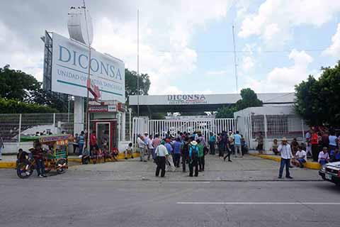 Comuneros de la Zona Alta Exigen Renovar Consejo de DICONSA
