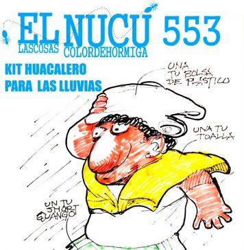 KID HUACALERO PARA LLUVIAS