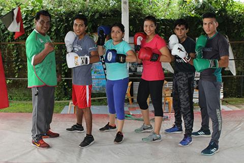 Boxeadores de Tapachula Participarán en Encuentro Internacional