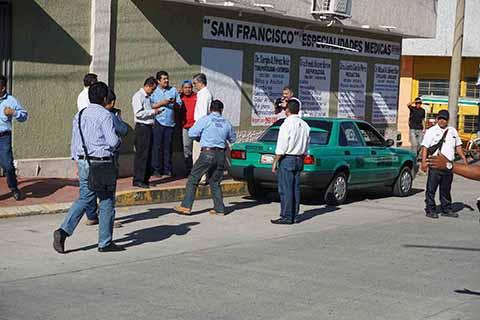 Operativo Sorpresa Contra Transporte Público que no Respete la Vía Pública