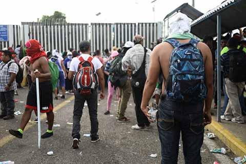 Una Caravana Migrante más a México