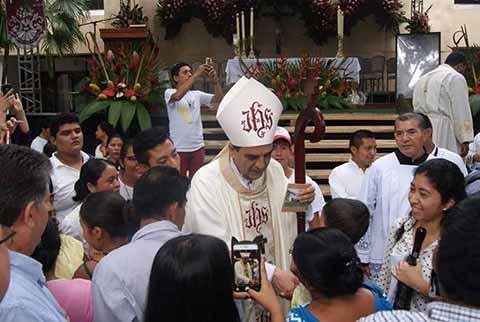 Se Vive una Época de Profundos Cambios: Obispo de Tapachula