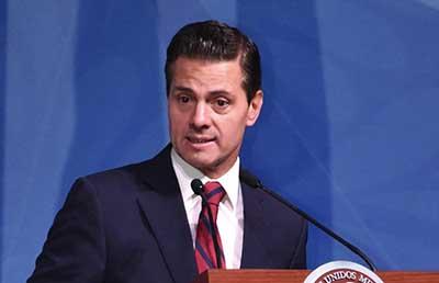 EPN Ofrece a Presidentes de Guatemala y Honduras una