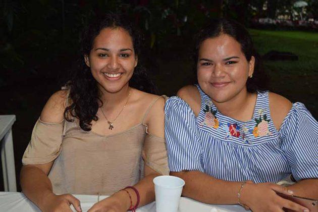 Katherine Herrera, Christiane Herrera.