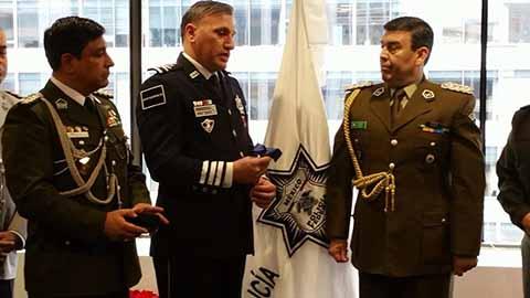 """Nicolás González Perrín Quien Detuvo a """"El Chapo"""""""