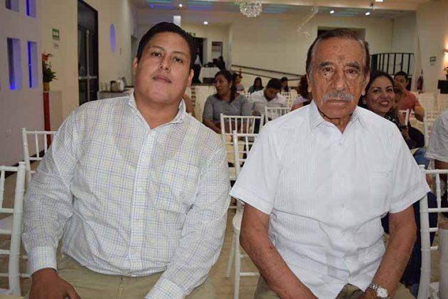 Ricardo Soto, Jorge Gutiérrez Franco.