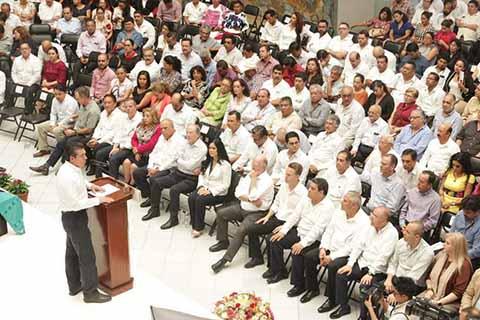 Conferencia Magistral del Magistrado Juan Luis Carrancá