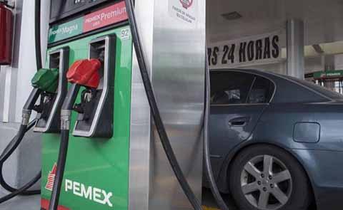 SHCP Retirará Subsidio a Gasolina Premium por Primera Vez en el Año
