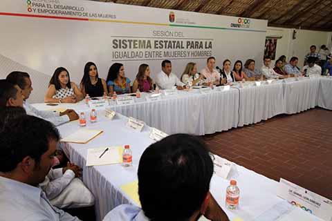 Conmemora Velasco Coello Día Internacional de la Mujer Rural
