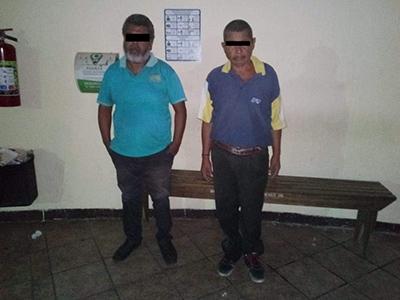 Acusan a Taxista por Robar Mercancía en Bodega de Abarrotes