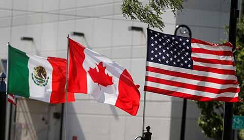 Canadá Alcanza Acuerdo Comercial con Estados Unidos y México