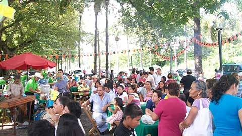 11º Aniversario de Tianguis Ecológico y ECOSUR de Puertas Abiertas