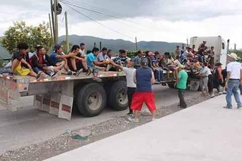 México Busca Ayuda Internacional Para Atender Éxodo de Migrantes