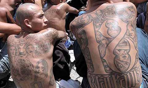Sentencian a 525 Años de Cárcel a 9 Pandilleros de la