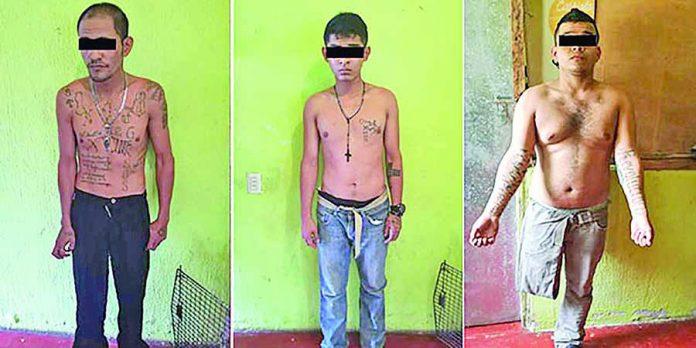Atrapan a Presuntos Asesinos de Empleados de Limpia