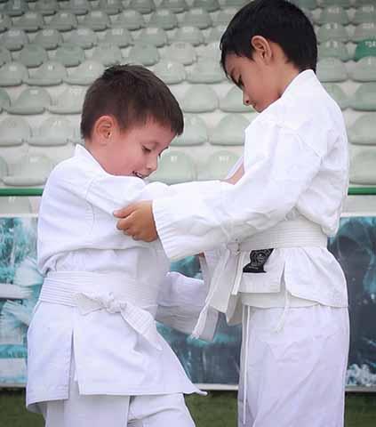 Aperturan Escuela de Iniciación de Judo