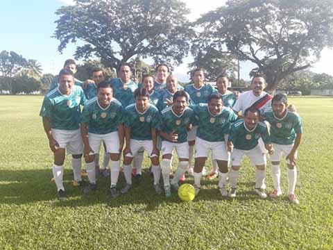 Deportivo Charly Golea 6-0 a Monarcas