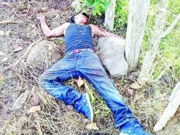 Asesinan a Machetazos a Guatemalteco