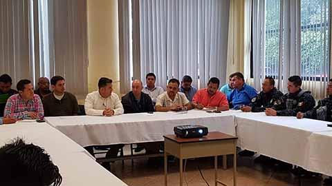 Cierran Filas Chiapas, EEUU y Centroamérica; Para el Combate de Maras que Azotan la Región