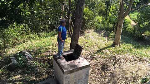 Padecen Escasez de Agua Potable Población de Tuzantán