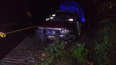 Cacahoatán: Un Muerto y dos Heridos en Trágico Accidente