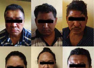 En Cateo Detiene FGE a Seis Presuntos Delincuentes en Tapachula