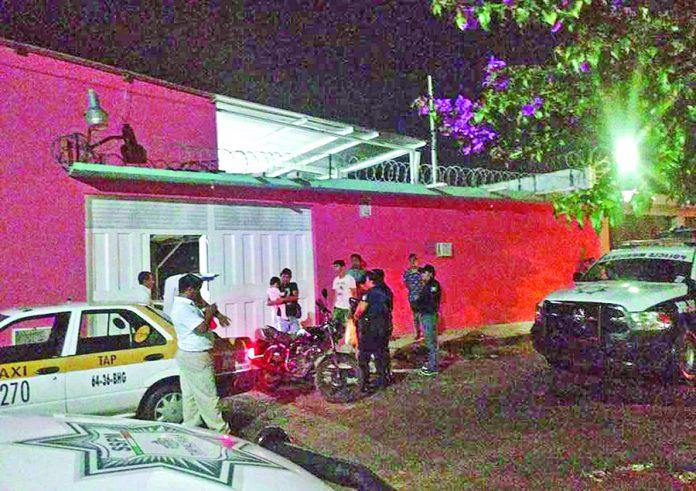 Barrios 18 Irrumpen en Fiesta y Amenazan a Invitados