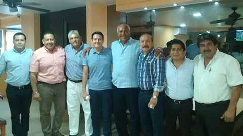 Miguel Solís en Tapachula, Promueve el Beisbol en Chiapas