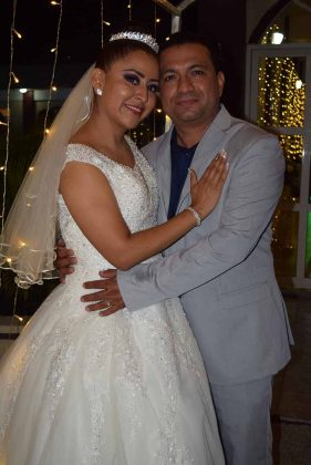 Sergio & Brenda.