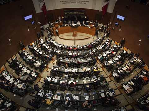 Congreso de la Unión Tendrá Presupuesto de 10 mil 658 mdp