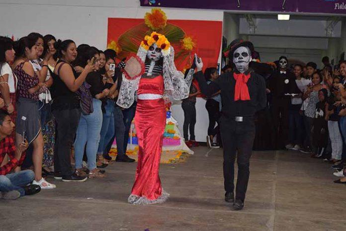 Alejandra Gerardo, Diego Pérez, 4to. De pedagogía.