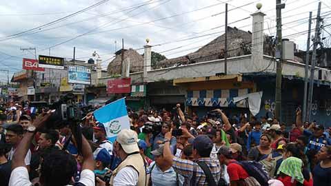 COPARMEX Pide Orden con las Caravanas de Migrantes