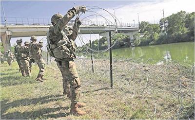 Despliegue Militar de EU Contra Migrantes Costará 200 MDD